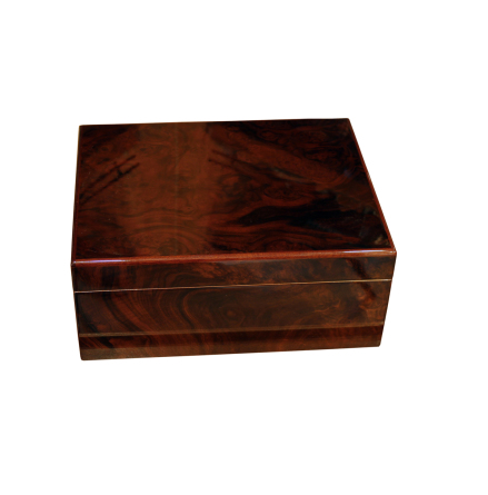 Savoy Humidor Walnut Medium