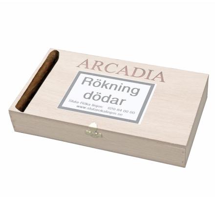 Brobergs Arcadia 25 st