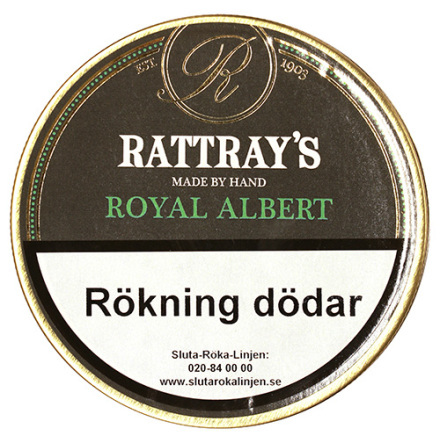 Rattray's Royal Albert 50 gr