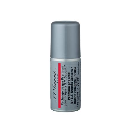 S.T.Dupont Gas Röd flaska