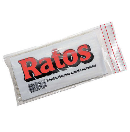 Ratos Piprensare Röd med borst