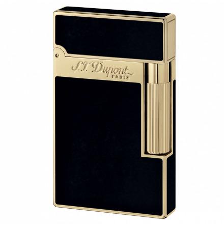 S.T.Dupont Line 2 Gold Black Lacquer