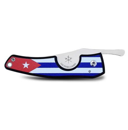 Les Fines Lames The Flag Cuba mörk