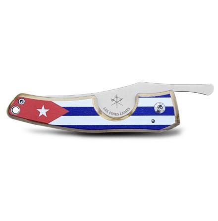 Les Fines Lames The Flag Cuba ljus