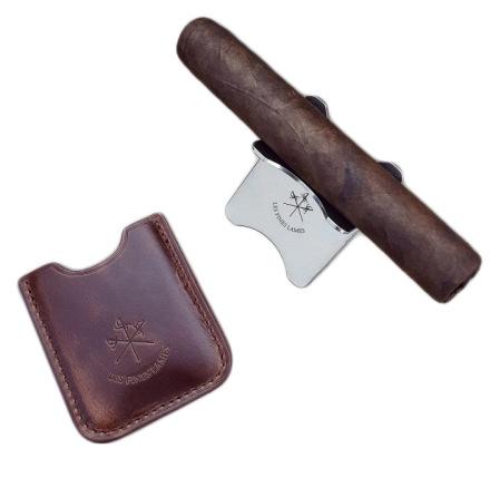 Les Fines Lames Cigarrstöd brun